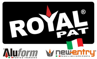 ROYAL PAT - ALUFORM - newentry